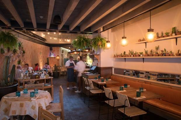 Comedor Jacinta is a nod to Mexico's diverse and delicious culinary history.