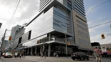 TIFF Bell Lightbox file photos, 350 King St. W. (September 02, 2010) (Photo by Sarah Dea/The Globe and Mail Digital Image/Photo by Sarah Dea/The Globe and Mail Digital Image)