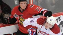Ottawa Senators' Chris Neil (Sean Kilpatrick/The Canadian Press)
