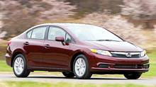2012 Honda Civic EX-L Sedan (Honda)