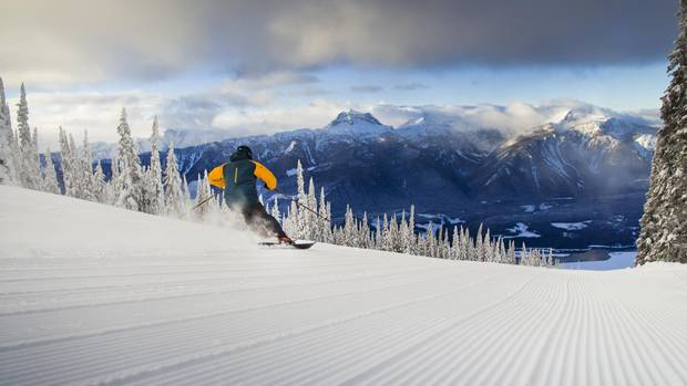 Revelstoke Mountain Resort is one of the last major ski areas to be developed in North America.