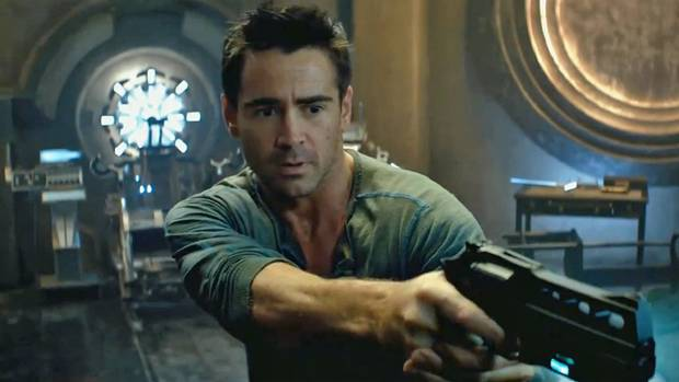 Total Recall 2012 - Official Trailer - The Globe and Mail