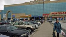 Lawrence Square Shopping Centre in Toronto, owned by RioCan (Louie Palu/The Globe and Mail)