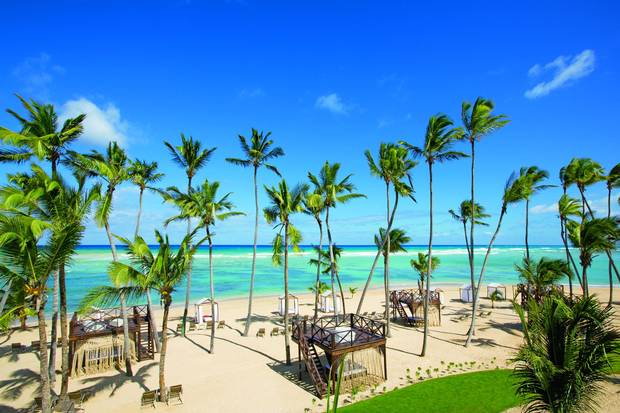Breathless Punta Cana offers packages for solo travellers, providing a lot of opportunities for 'me' time while lounging by the ocean.