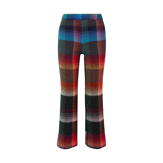 Missoni straight-leg pants, $2,235 (U.S.) through www.net-a-porter.com.