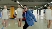 PSY - Gangnam Style (Youtube)