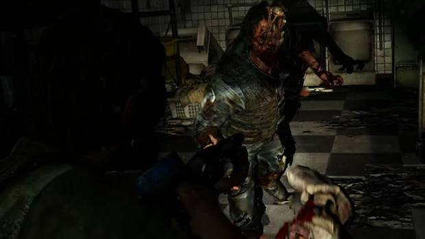 "Fungally infected ""runners"" are just one of the enemies you'll face in The Last of Us, but they aren't even the most dangerous (Sony Computer Entertainment)"
