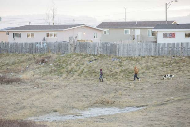 Standoff is a community of 12,800 people that has endured a disproportionate number of Alberta's fentanyl deaths.