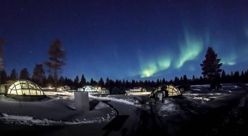 Chasing The Wondrous Northern Lights In Finland Is An Exercise In Patience    And A Lesson In Luck Amazing Pictures
