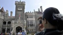 Investment in attractions, such as Casa Loma in Toronto, is one necessary step, says the tourism association. (J.P. MOCZULSKI For The Globe and Mail)