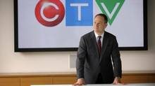 Kevin Crull has been named successor to longtime CTVglobemedia head Ivan Fecan (Fred Lum/Fred Lum/The Globe and Mail)