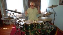 Drummer Ginger Baker in Beware of Mr. Baker