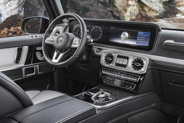 Detroit 2018: New Mercedes-Benz G-Class Debut On January 15