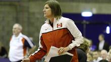Lisa Thomaidis, the new head coach of Canada's senior women's basketball team. (Canada Basketball)