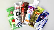 Energy gels are best for anyone doing more than 90 minutes of continuous fitness at a high intensity. (Deborah Baic/The Globe and Mail/Deborah Baic/The Globe and Mail)