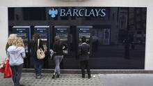 Barclays Plc Chairman Marcus Agius resigned after the bank was fined a record £290-million for trying to rig interest rates. (Jason Alden/Bloomberg)