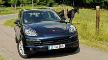 2011 Porsche Cayenne (Michael Bettencourt for The Globe and Mail)