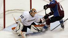 Rookie Fasth Leads Ducks To 3-0 Win Over Avalanche