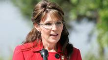Sarah Palin. (Robert DeBerry/Robert DeBerry/The Mat-Su Valley Frontiersman/AP)