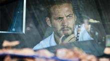 "This photo released by Pantelion Films shows Paul Walker in a scene from the film, ""Hours,"" directed by Eric Heisserer. (Skip Bolen/AP)"