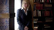 Alberta Environment Minister Diana McQueen. (JASON FRANSON FOR THE GLOBE AND MAIL)