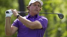Phil Mickelson (Associated Press)
