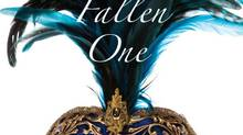 "Detail from the cover of ""The Fallen One"""
