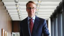 Bundesbank president Jens Weidmann. (Alex Grimm/Alex Grimm/Getty Images)