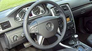 Inside the 2010 Mercedes-Benz B-Class