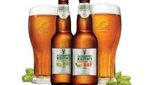 Alexander Keith's is rolling out two new brews of single-hop beer. (LABATT)