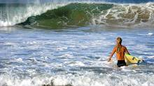 South of Puerto Vallarta, serious surfers head down the Pacific coast to find heavy waves and small-town atmosphere.