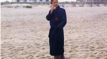 Michael Douglas as Gordon Gekko in 1987 film Wall Street. (Movie Still)