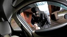 Theft from vehicles has steadily declined over the past decade, but it is still widespread. (iStockphoto/iStockphoto)