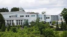 The Deerhurst Resort in Huntsville Ont. (Nathan Denette/The Canadian Press)