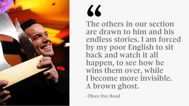 The making of Joseph Boyden: Indigenous identity and a