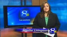 Screen grab from Jennifer Livingston's on-air response to e-mail pointing out her weight.