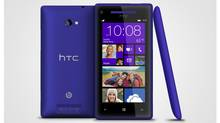 Windows Phone 8X in California Blue by HTC (HTC)