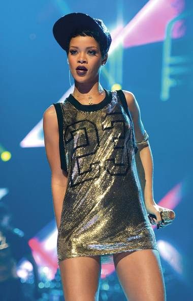 Rihanna (Getty Images)