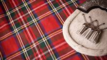 What's beneath the kilt? Science (iStockphoto)