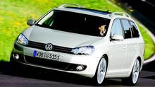 2011 Volkswagen Golf TDI Wagon (Volkswagen)