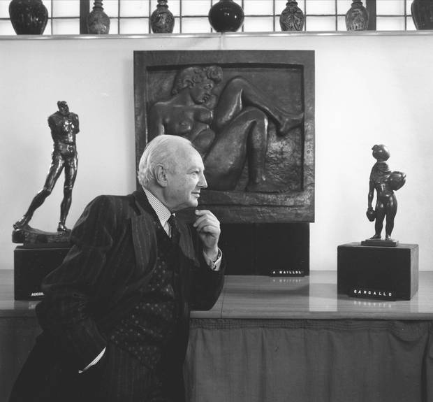 Max Stern was renowned owner of Montreal's Dominion Gallery, which played a key role in the careers of such Canadian painters as Emily Carr and Paul-Émile Borduas.
