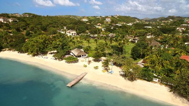 The Calabash is Green Globe-certified and committed to sustainable tourism practices.