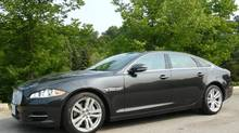 2012 Jaguar XJL (Petrina Gentile for The Globe and mail)