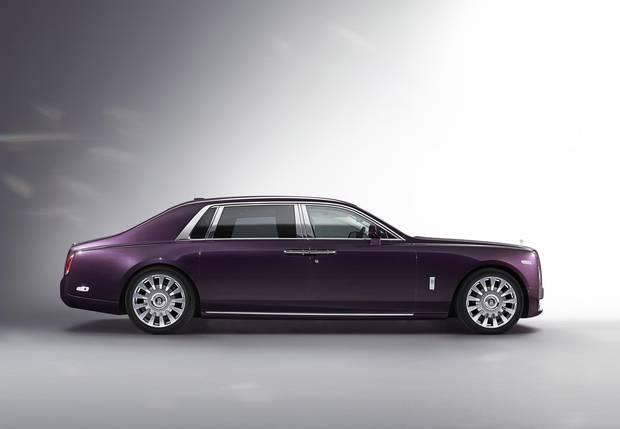 HANDOUT New Phantom EWB Rolls Royce