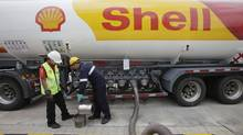 Royal Dutch Shell PLC received a $32-million (U.S.) refund on its Canadian corporate income taxes last year. (Bazuki Muhammad / Reuters/Bazuki Muhammad / Reuters)