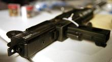 An Arizona shooting instructor was killed by a girl with an Uzi. (Fred Lum/The Globe and Mail)