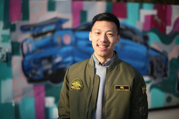 In the Beijing suburbs, Kang Yue's Top Clean has become a destination for Chinese car enthusiasts who want to swap car colours.