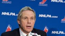 Paul Kelly is out as executive director of the NHL Players' Association. (Paul Chiasson/CP)
