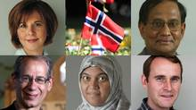 Faith Exchange: In Norway, faith and fanaticism (The Globe and Mail)