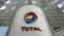 Total headquarters near Paris. (JACQUES BRINON/Jacques Brinon/Associated Press)